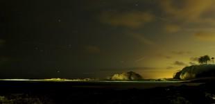 Night Photography. Laguna.
